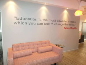 english language courses cape town